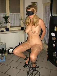 Slave punished for not doing her chores